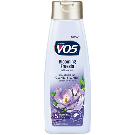 VO5 Herbal Escapes Conditioner, Free Me Freesia, 12.5 Oz
