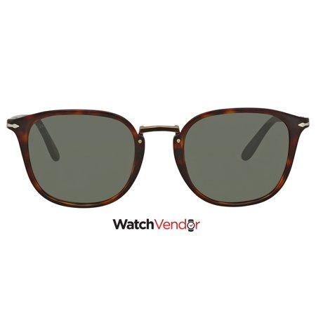 06bafc87a0 Persol Green Square 51 mm Sunglasses PO3186S 24 31 51 - image 3 of 3 ...