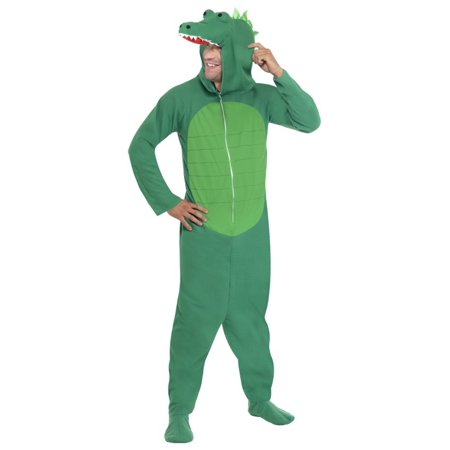 Diy Crocodile Costume (Adult Crocodile Costume)