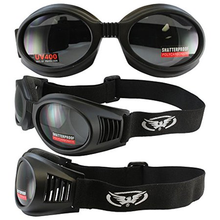Global Vision Wind Pro 3000 Goggles w/Smoke