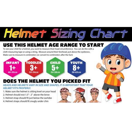Razor V17 Multi-Sport Youth Helmet, Glossy Black