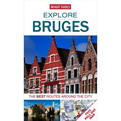 Insight Guides Explore Bruges: The Best Routes Around the City