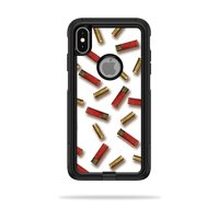 Skin for OtterBox Commuter iPhone XS Max Case - Shell Blanket | Protective, Durable, and Unique Vinyl Decal wrap cover | Easy To Apply, Remove, and Change Styles