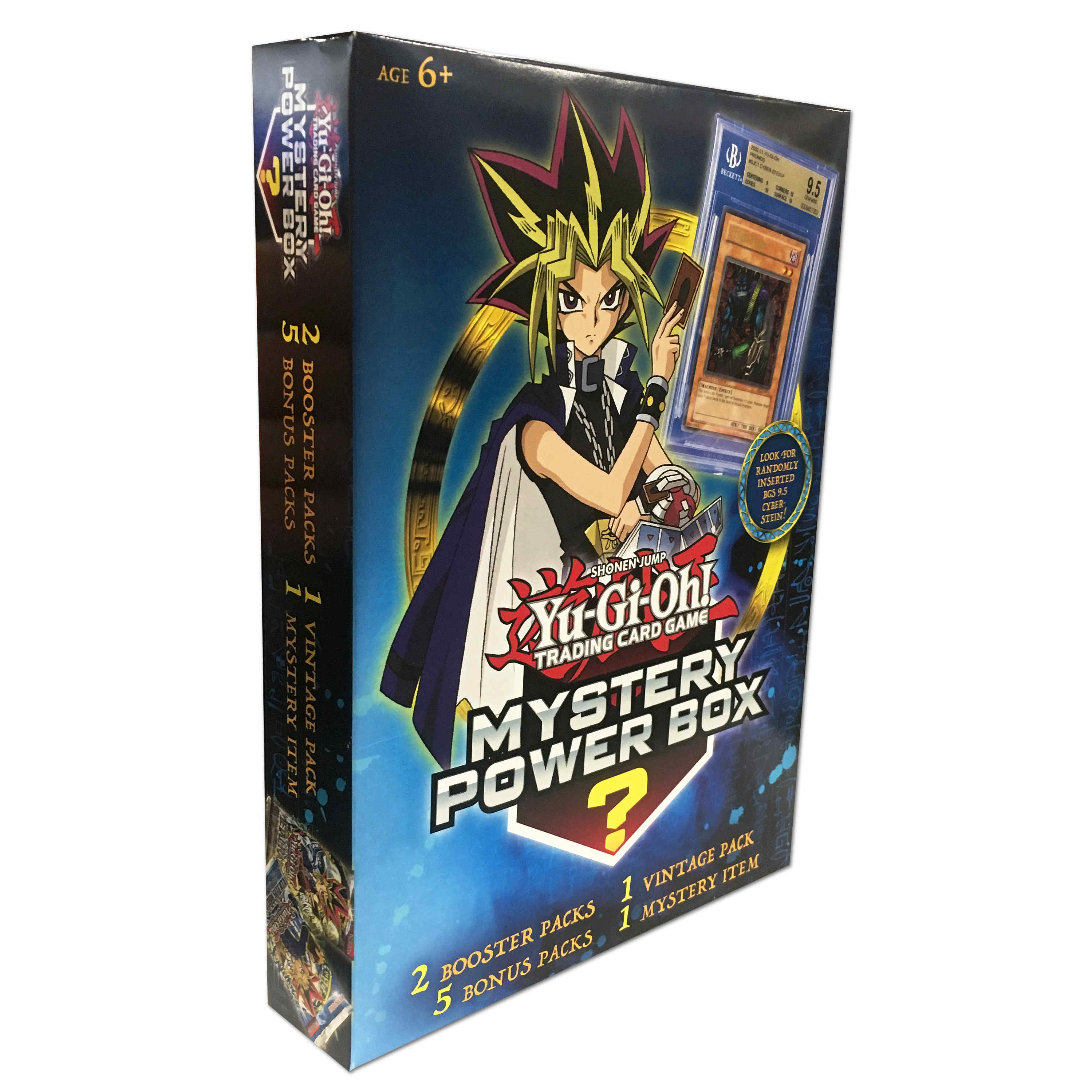 Yu-Gi-Oh! Trading Card Game Mystery Power Box!
