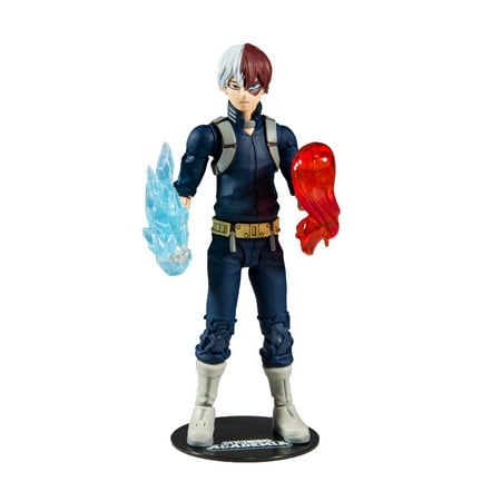 """McFarlane Toys My Hero Academia 7"""" Shoto Todoroki Deluxe Figure"""
