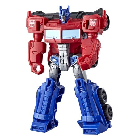 TRANSFORMERS CYBERVERSE SCOUT OPTIMUS PRIME (Godfather Prime)