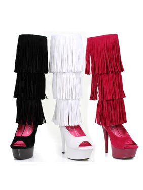 f4a24a65efd Product Image 609-HOPI 6   Heel Knee High Boot With Fringe