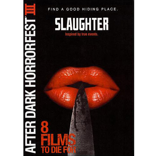 After Dark Horrorfest III: Slaughter (Widescreen)