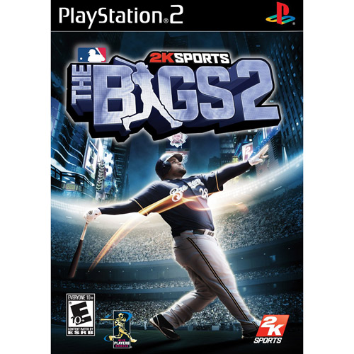 Bigs 2 PlayStation 2 by 2K SPORTS