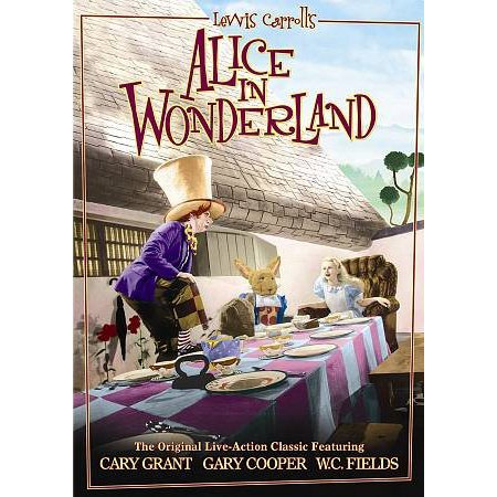 Alice In Wonderland (DVD) - Alice In Wonderland Tim Burton Dress