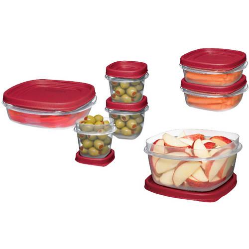 Rubbermaid Easy Find Lids 28-Piece Food Storage Set