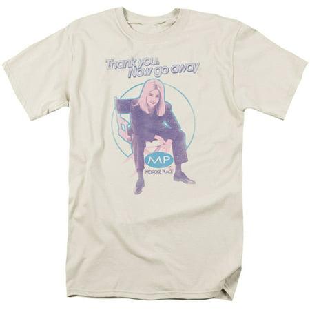 Melrose Place CBS TV Series Love Amanda Adult T-Shirt Tee