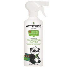 Multi-Surface Cleaner: Attitude Toy & Surface
