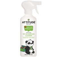 Attitude Little Ones Toy & Surface Cleaner, Fragrance Free, 16 Oz