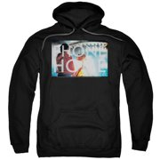 ET the Extra Terrestrial Knockout Mens Pullover Hoodie