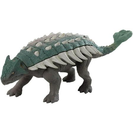 Jurassic World Roarivores Ankylosaurus Dinosaur Action Figure