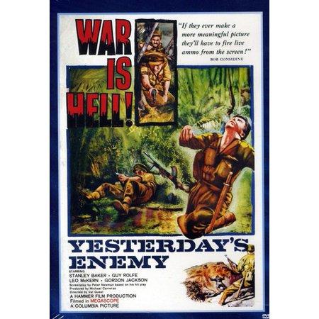 Yesterday's Enemy (DVD)