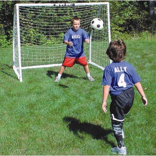 """Indoor Outdoor Soccer Goal, 72""""W x 60""""H x 48""""D by S&S"""