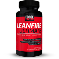 Force Factor LeanFire Ultimate Thermogenic Fat Burner, 60 Ct.