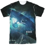 Star Trek Beyond Out There (Front Back Print) Mens Sublimation Shirt