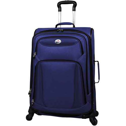 "American Tourister Meridian 29"" Spinner Upright, Blue"