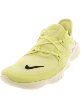 Nike Women's Free Rn 5.0 Luminous Green / Black Sail Ankle-High Running - 8.5M