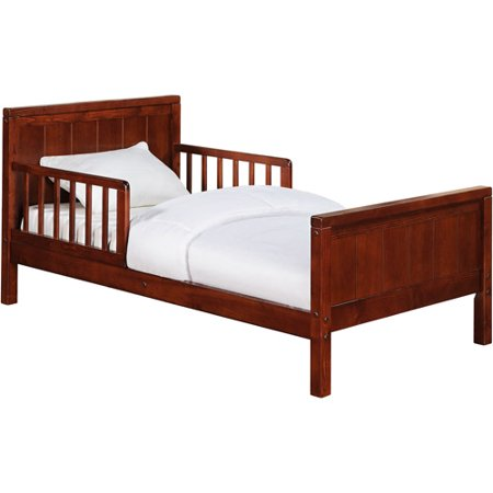 Baby relax nantucket toddler bed dark cherry for Furniture n more beds