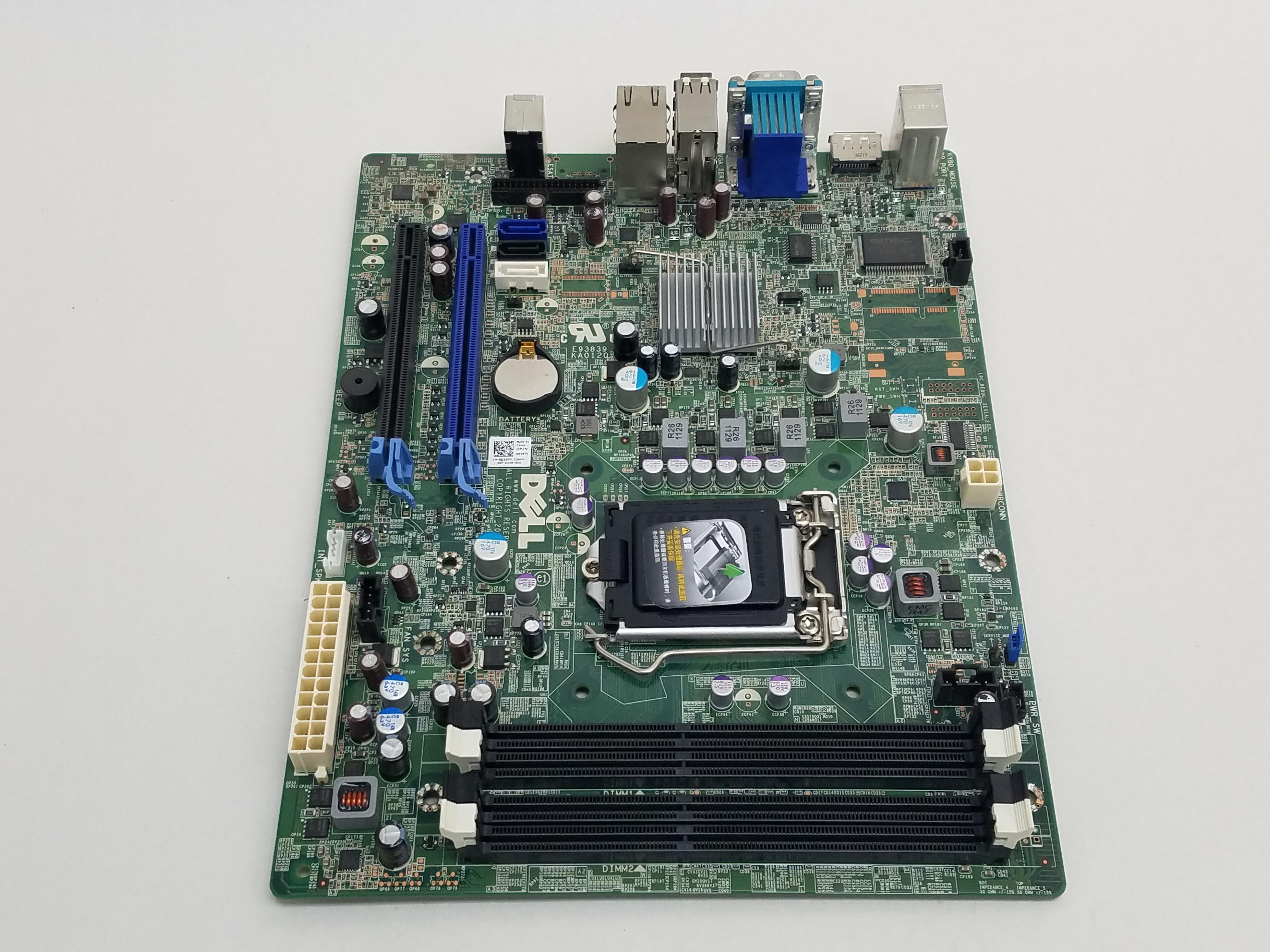 D28YY DELL OPTIPLEX 790 SFF LGA 1155 MOTHERBOARD TESTED L@@K