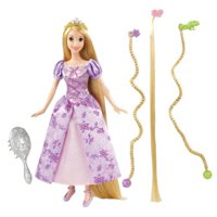 Disney Tangled Rapunzel Bend & Style Doll