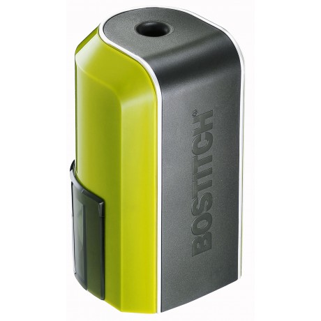 Bostitch Battery Pencil Sharpener; Vertical, BLK by Amax
