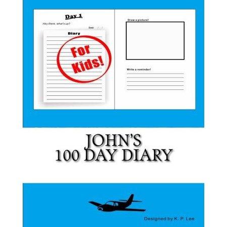 Johns 100 Day Diary