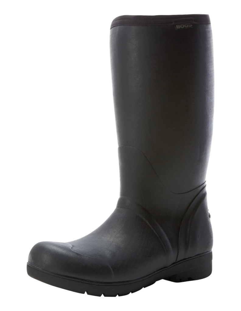 Bogs Boots Mens & Womens Food Pro Extreme Rubber Black 71335 by Bogs