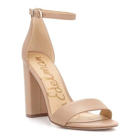 06cd93a3668e Sam Edelman - Women s Sam Edelman Yaro Ankle Strap Sandal - Walmart.com
