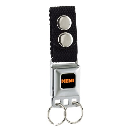 Chrysler Automobile Company Orange 426 Hemi Key Chain