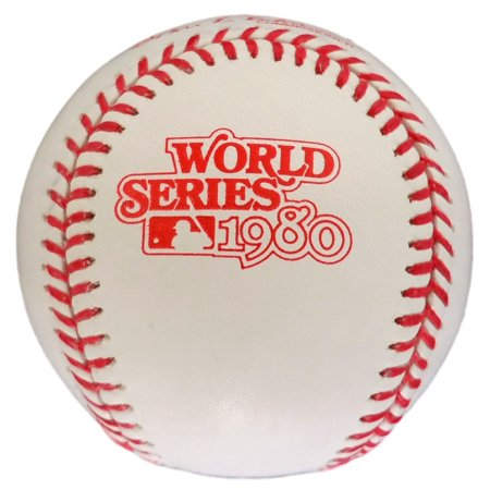 1980 World Series Official Major League Baseball