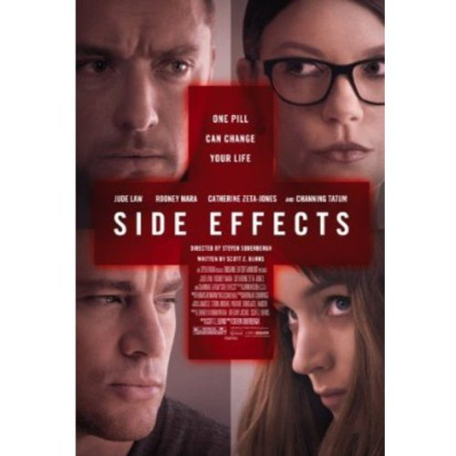 Side Effects (Blu-ray   DVD   UltraViolet) (With INSTAWATCH) (Widescreen)