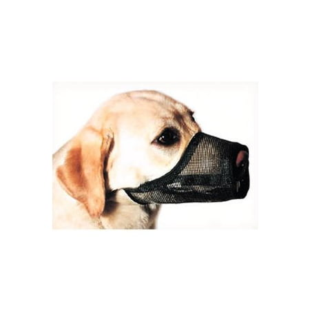 Best Fit Muzzle - Black (Size 4) Multi-Colored