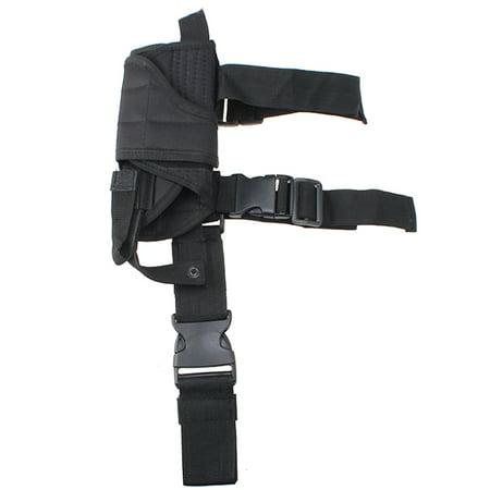 AGPtek Tactical Black Pistol/Gun Drop Leg Thigh Holster Drop Leg Thigh Holster