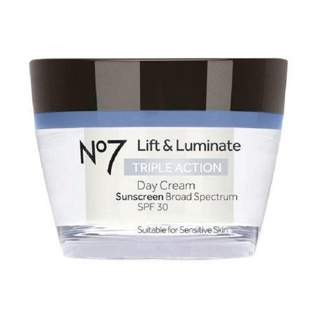 No7 Lift and Luminate Triple Action Day Cream 1.69