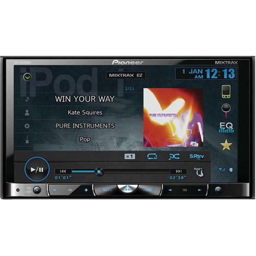 2-DIN Multimedia DVD Receiver