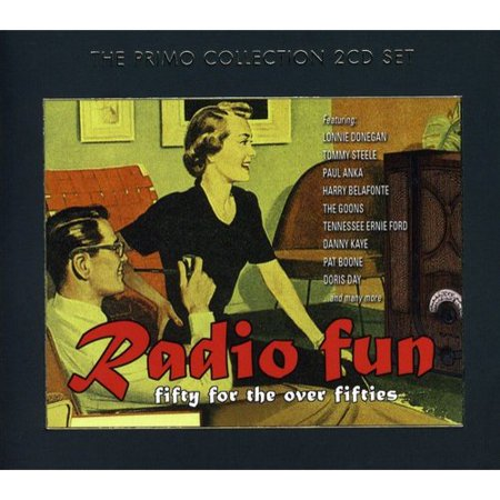 Radio Fun-Fifty for the Over Fifties - Radio Fun-Fifty for the Over Fifties [CD]](Fifties Rock)