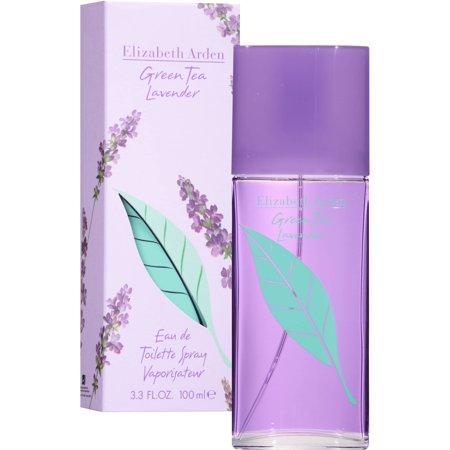 Elizabeth Arden Green Tea Lavender Eau De Toilette Spray For Women  3 3 Fl Oz