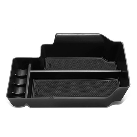 For 2015 to 2019 Chevy Colorado / GMC Canyon Center Console Storage Box Armrest Organizer Tray