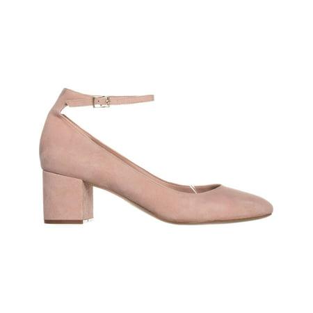 5dff1339434 Aldo Clarisse Ankle-Strap Block Heel Pumps