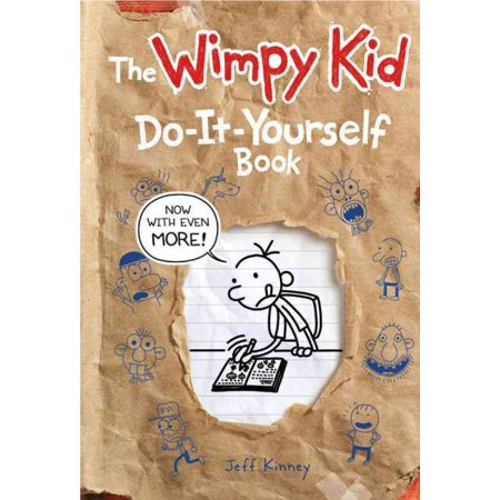 The wimpy kid do it yourself book walmart the wimpy kid do it yourself book solutioingenieria