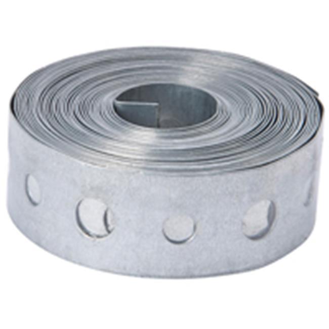 B & K Industries G20-128HC 0.75 x 10 in. Galvanized Strap 28 Gauge