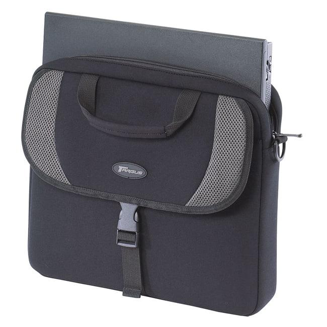 """Targus 15.4"""" Notebook Slip Case (Black/Grey), CVR200"""