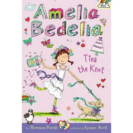 Chapter Books For Halloween (Amelia Bedelia Chapter Book #10: Amelia Bedelia Ties the)