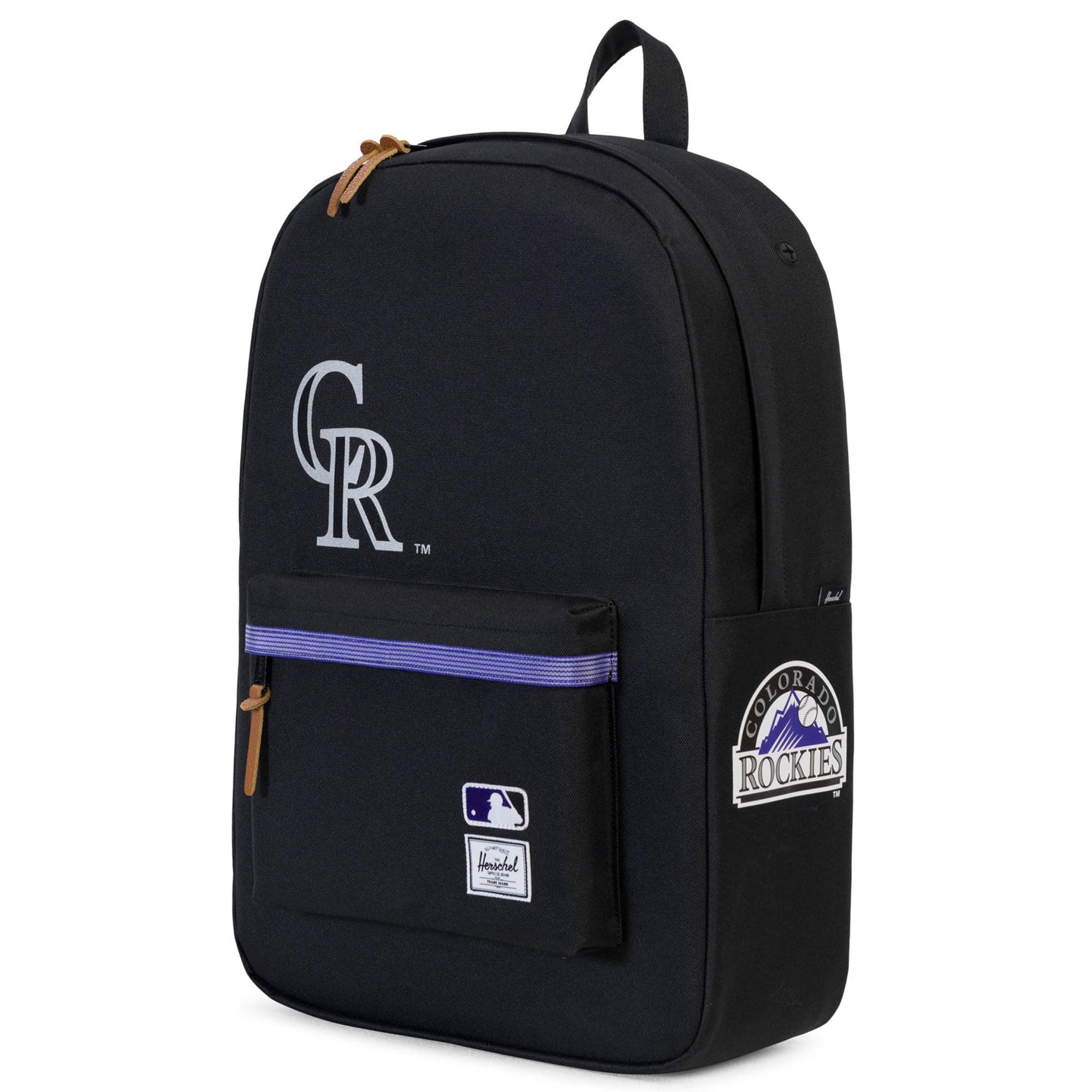 983eec8d4c Colorado Rockies Herschel Supply Co. Heritage Backpack - No Size -  Walmart.com