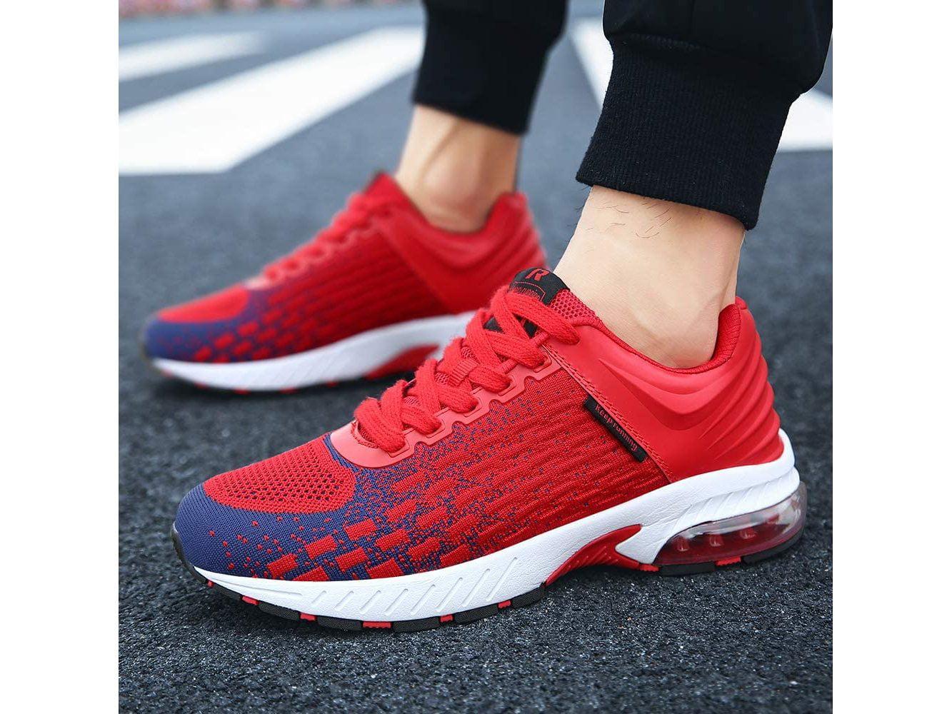 XIDISO Running Shoes Mens Women